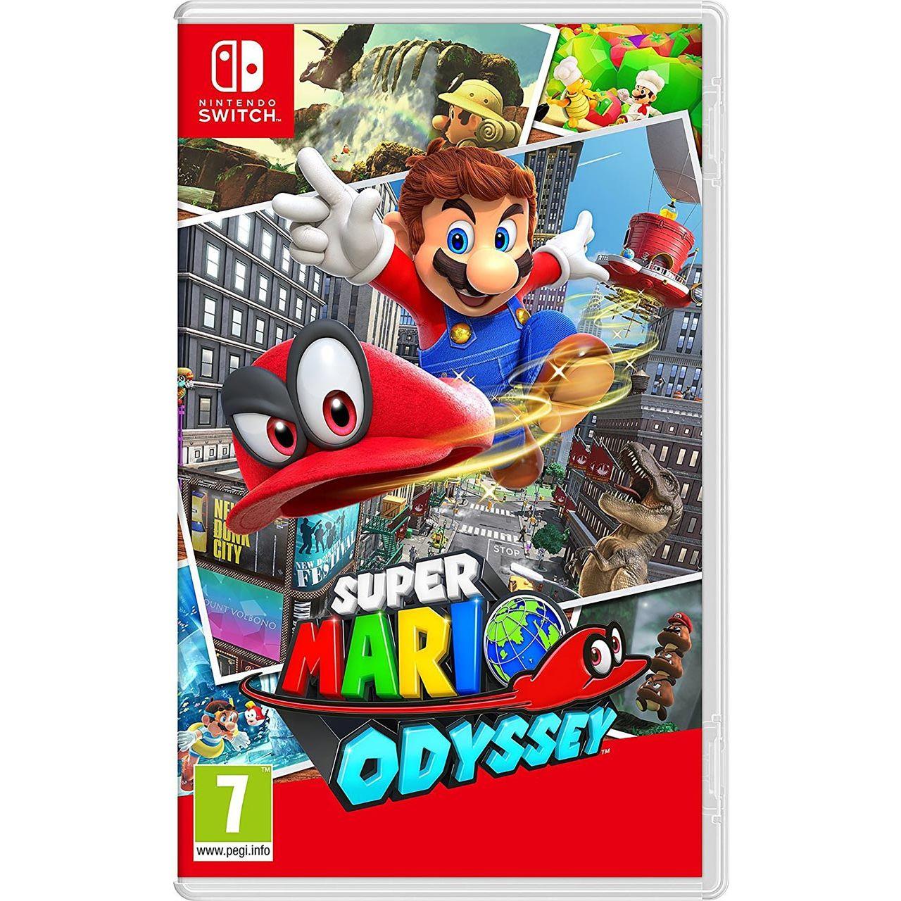 Super Mario Odyssey (Nintendo Switch) £34 Delivered @ AO