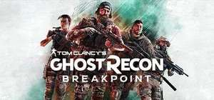 [Uplay] Tom Clancy's Ghost Recon: Breakpoint (PC) - £6.75 with code @ 2game