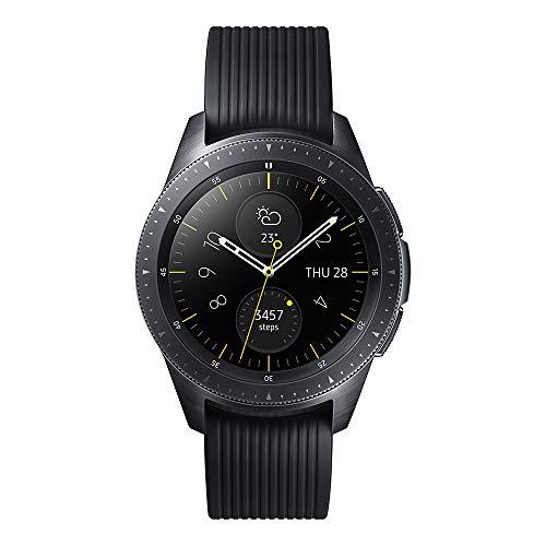Samsung Galaxy Watch Bluetooth 42 mm - Midnight Black (UK Version) £130.59 @ Amazon