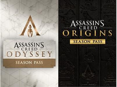 [Xbox] Assassin's Creed Odyssey Season Pass for £6.91 & Origins Season Pass for £5.47 at Microsoft Store Brazil