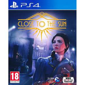 Close to the Sun PS4 - £9.59 @ 365 Games
