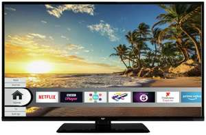 Refurbished Bush DLED49FHDS (Grade A Refurb) 49 Inch Full HD 1080p Smart WiFi LED TV - A-Grade £177.99 @ Argos eBay