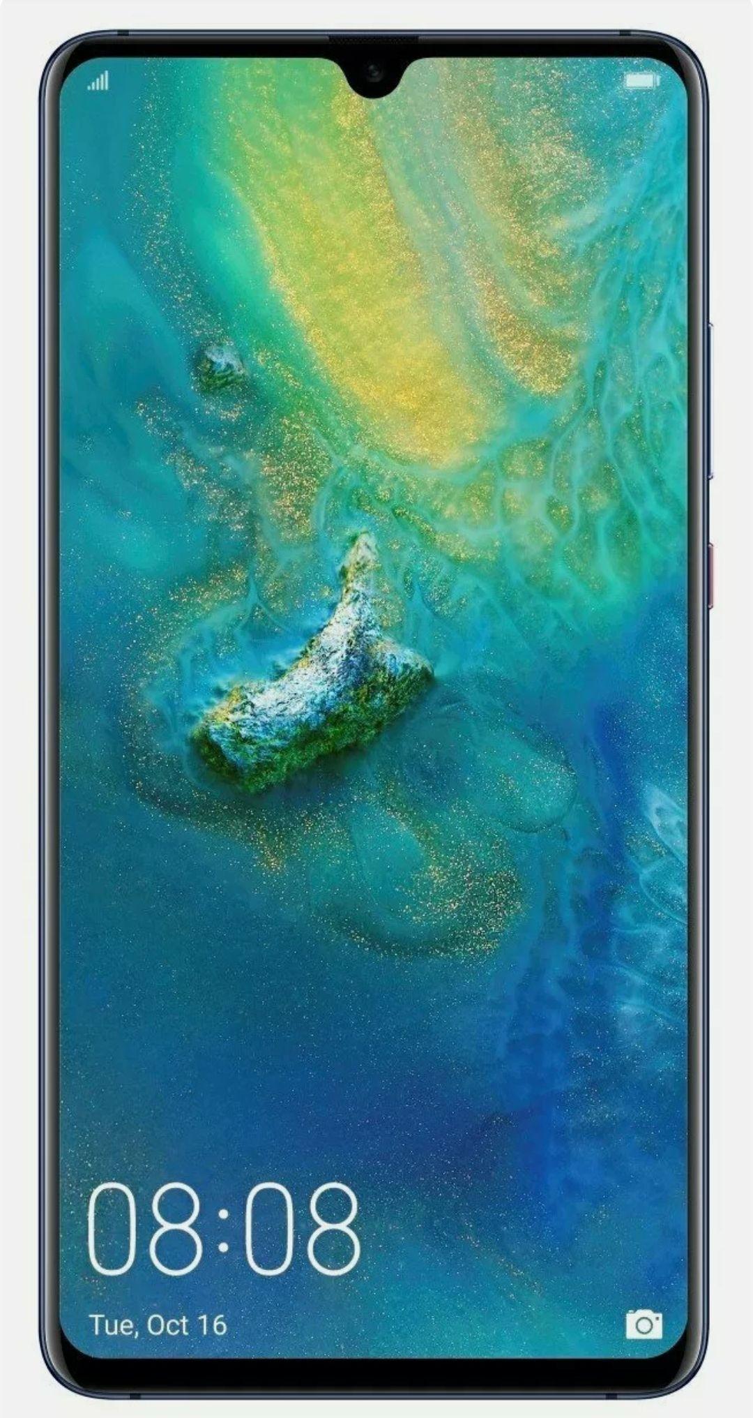 Refurbished SIM Free Huawei Mate 20 X 7.2 Inch 128GB 40MP Dual Sim Mobile Phone - Blue Smartphone - £314.99 @ Argos Ebay