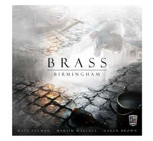 Brass Birmingham economic strategy board game £47.78 with code @ Play board games
