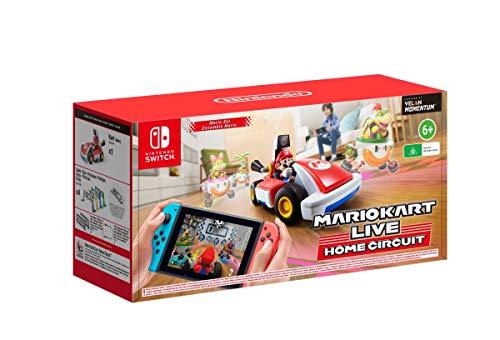 Mario Kart Live: Home Circuit - Mario (Nintendo Switch) - £84.99 @ Amazon