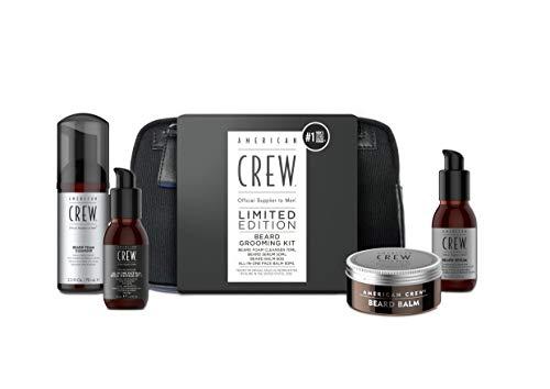 American Crew XMAS Beard and Skincare Washbag £13.95 Prime / £18.44 nonPrime @ Amazon
