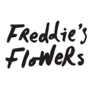 £12.50 hand-cut, seasonal flowers (inc. P&P) for first two orders @ Freddie's Flowers