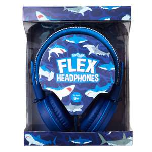 Flow Flex Headphones - varies styles and colours £8.40 + £4.99 delivery at smiggle