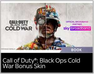 FREE Sky VIP Skin in Black Ops Cold War - invite only.