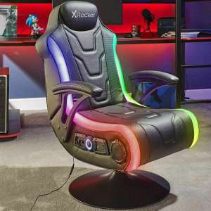 X Rocker Rainstorm 2.1 Wireless RGB Gaming Chair - £199.99 delivered @ CostCo