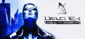 [Steam] Deus Ex: Game of the Year Edition (PC) - 59p @ GreenMan Gaming