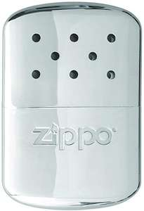 Zippo 12 Hour Refillable Hand Warmer - £11.55 (+£4.49 Non-Prime) @ Amazon