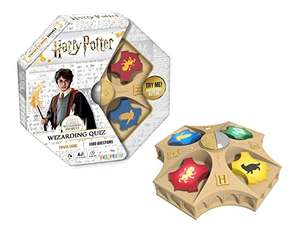 TOMY Game Harry Potter Electronic Wizarding Quiz Game £12.99 (Prime) + £4.49 (non Prime) at Amazon