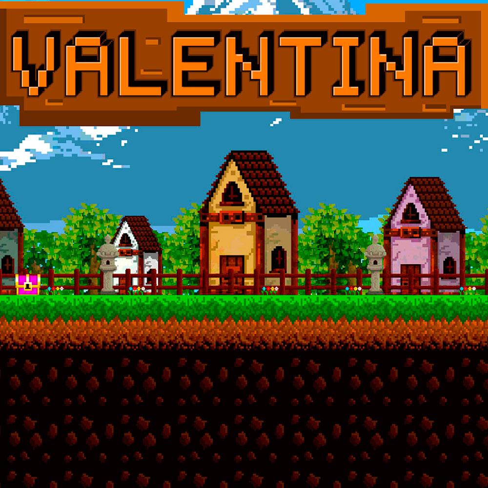 10 Nintendo Switch Games 8p each - e.g. Valentina / Him & Her / Ant Gravity / Hang The Kings & More @ Nintendo eShop