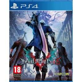 Devil May Cry 5 (PS4) - £10.95 Delivered @ The Game Collection