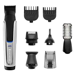 Remington Graphite G5 Mens Electric Trimmer, All-in-One Male Grooming Kit - £24.99 @ Amazon