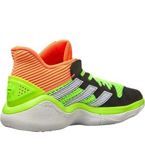 adidas Harden Stepback Basketball Shoes Core Black/Signal Coral/Dash Grey £34.98 delivered @ M&MDirect