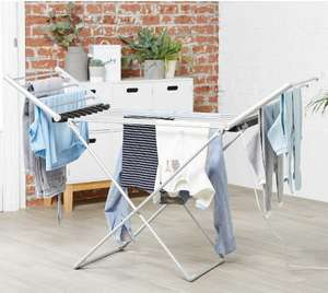 Easy home heated washing airer. Aldi - £35.94 Delivered @ Aldi