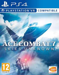 Ace Combat 7 Skies Unknown (PS4) £14.49 Delivered @ uk-tech-spares via eBay
