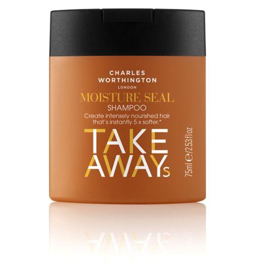 Hair Care Clearance - L'Oréal, Garnier, John Frieda, Aussie etc. eg Charles Worthington Moisture Seal Shampoo 75ml 58p @ Boots (Warrington)