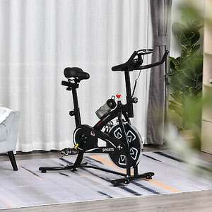 HOMCOM indoor exercise bike with LCD monitor for £134.99 delivered using code @ eBay / 2011homcom