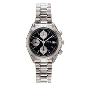 PRE-OWNED OMEGA Speedmaster Date Mens Watch £1606.50 @ Burrell's