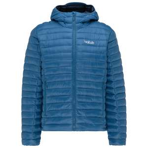 RAB Mens Nimbus Synthetic Jacket £79.48 - Ink / Deep Ink in S & XXL with Free postage @ Alpinetrek