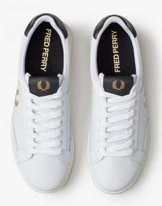 70% Off Selected Leather Trainers (eg: B200 Tennis Trainers £25.50) & Free Delivery @ Fred Perry