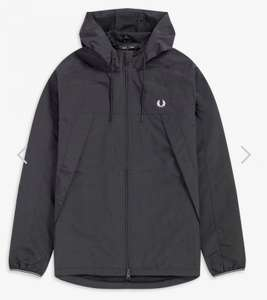 Fred Perry Men's Panelled Zip Through Jacket £48 @ Fred Perry
