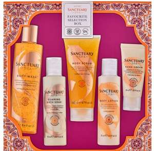 Sanctury Spa gift set - £10 (+£3.50 Shipping) @ Boots