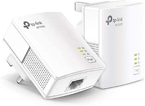 TP-Link TL-PA7017 KIT AV1000 Gigabit Powerline Starter Kit £33.98 delivered @ Very