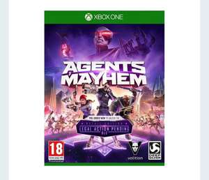 Agents Of Mayhem Xbox One £2.95 Delivered @ The Game Collection