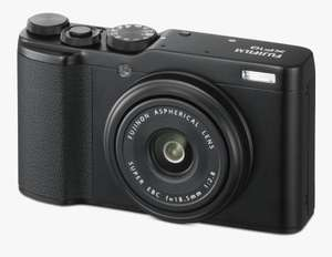 Fujifilm XF10 Digital Compact Camera with 18.5mm Wide Angle Lens, 4K UHD, 24.2MP, Wi-Fi - £249 @ John Lewis & Partners
