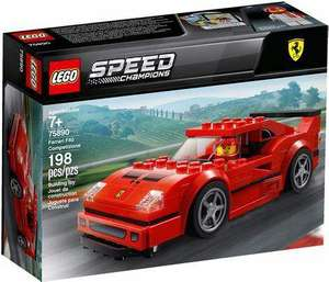 New 2 for £15 on selected sets (including LEGO Speed Champions 75890 Ferrari F40) + 2 for £30 on selected sets + £3.95 delivery @ Argos