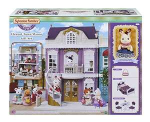Sylvanian Families 5391 Elegant Town Manor Gift Set £40 delivered at Amazon