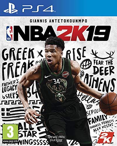NBA 2K19 Sony Playsation PS4 Game £4.74 delivered (UK Mainland) @ Amazon France