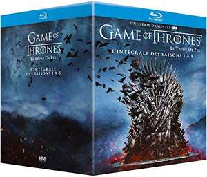 Game of Thrones: The Complete Collection Series 1-8 £57.52 (UK Mainland / £53.5 with fee free card) Delivered @ Amazon France