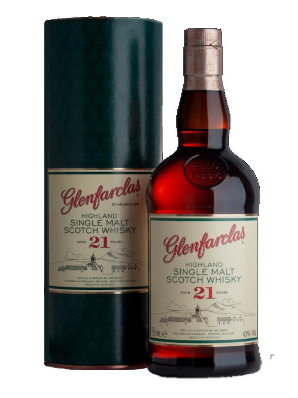 Glenfarclas 21 Year Old Highland Single Malt Scotch Whisky £79.79 delivered @ House of Malt