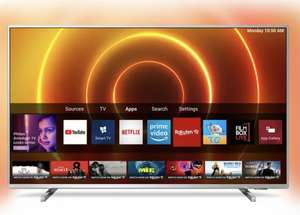 Philips 58 Inch 58PUS8105 Smart 4K UHD LED Ambilight TV £500 / ''43 £450 / 70'' £700 delivered @ Argos