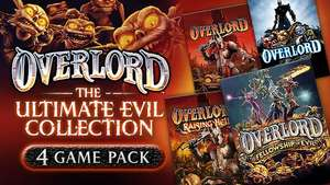 Overlord: Ultimate Evil Collection for PC (4 game collection) £1.09 @ Fanatical