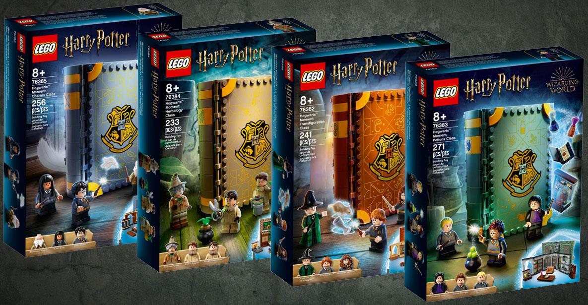 LEGO Harry Potter Hogwarts Moments Bundle - £95.89 delivered @ Costco
