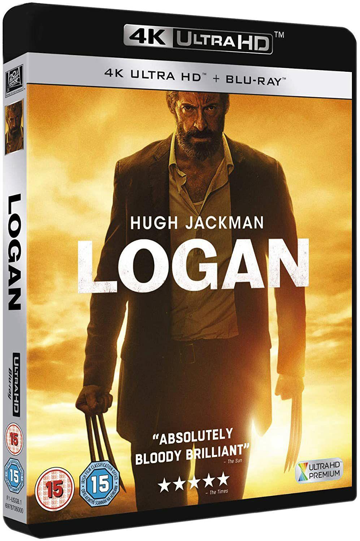 Logan/Deadpool 2 [4K Ultra HD + Blu-ray] £9.99 each @ Amazon (£2.99 p&p non prime)