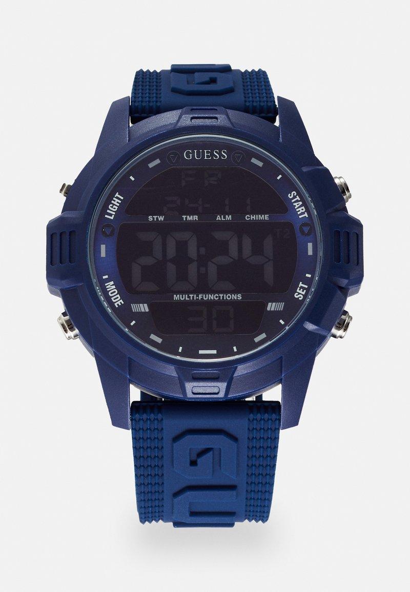 Guess Men's Digital Watch in Blue £45 Delivered @ Zalando