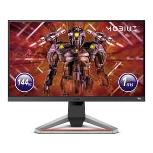 """Benq EX2510 1ms 144hz IPS 24.5"""" gaming monitor £208.48 delivered at Ebuyer"""