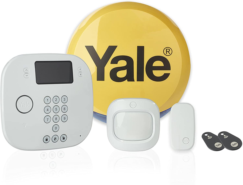 Yale IA-210 Intruder Alarm Starter Kit £159.99 at Amazon