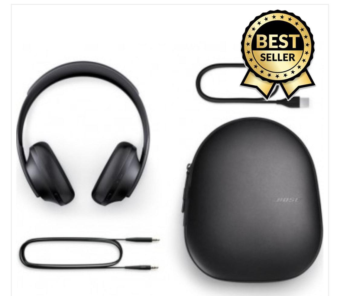 Bose Noise Cancelling Headphones 700 - Black £243.90 at Home AV Direct