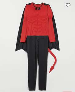 Fancy dress costume Devil (M,L,XL) £12 + £3.99 postage (Free for Members) @ H&M