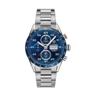 TAG HEUER CARRERA 43MM MENS WATCH £2500 @ Michael Spiers
