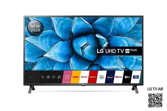 """LG (2020) 55"""" 4K Ultra HD Smart Freesat TV 55UN73006LA £369. 74 at PowerDirect"""