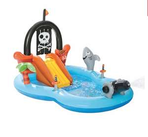 Intex pirate play centre pool £28.95 inc. delivery @ Camping world